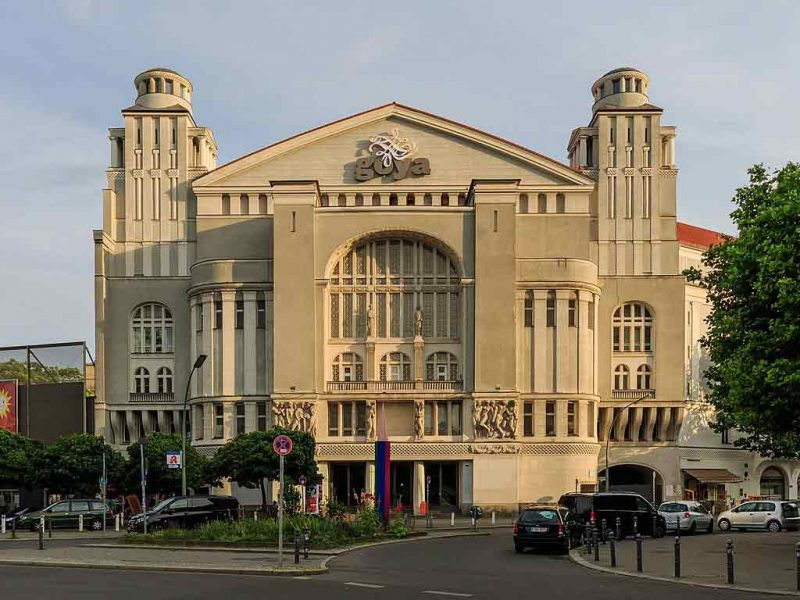 Schöneberg-Goya-Schauspielhaus